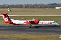 D-ABQA @ EDDL - Air Berlin Dash 8 - by FerryPNL