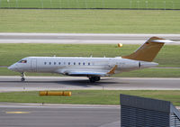 D-ACDE @ LOWW - DC Aviation Bombardier Global 5000 - by Andreas Ranner
