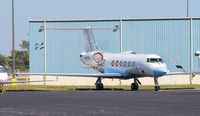 N236MJ @ OPF - Gulfstream IV - by Florida Metal