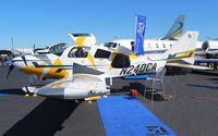N240CA @ ORL - Cessna LC41-550FG at NBAA