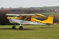 LX-RDH @ LFAW - The Rebel during test flight at Villerupt.