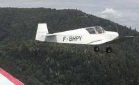F-BHPY @ LFGB - Jodel D112 Aéroclub du Haut-Rhin - by Inconnu