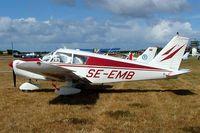 SE-EMB @ EKVJ - Piper PA-28-140 Cherokee [28-20064] Stauning~OY 14/06/2008