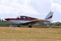 OY-BBB @ EKVJ - Piper PA-28-180 Cherokee C [28-2589] Stauning~OY 14/06/2008