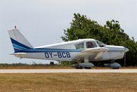 OY-BCB @ EKVJ - Piper PA-28-140 Cherokee [28-22942] Stauning~OY 14/06/2008