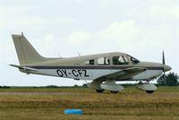 OY-CFZ @ EKVJ - Piper PA-28-181 Archer II [2890004] Stauning~OY 14/06/2008