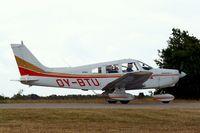 OY-BTU @ EKVJ - Piper PA-28-161 Warrior II [28-7816374] Stauning~OY 14/06/2008
