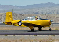 N12281 @ KIFP - Taken during Legends Over The Colorado River Fly-In. - by Eleu Tabares