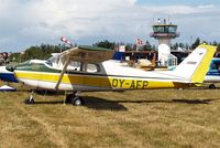 OY-AFP @ EKVJ - Cessna 172B Skyhawk [172-47957] Stauning~OY 14/06/2008