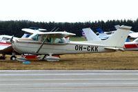 OH-CKK @ EKVJ - Cessna 172N Skyhawk [172-67772] Stauning~OY 14/06/2008