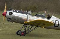 G-BYPY @ EGTH - G-BYPY (001), 1941 Ryan PT-22 Recruit (ST3KR), c/n: 1001