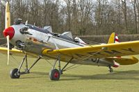 G-BYPY @ EGTH - G-BYPY (001), 1941 Ryan PT-22 Recruit (ST3KR), c/n: 1001 at Old Warden