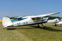 SE-IKB @ ESKB - Cessna 140 [9624] Stockholm-Barkarby~SE 07/06/2008