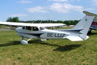 SE-LUZ @ ESKB - Cessna 172S Skyhawk [172S-9637] Stockholm-Barkarby~SE 07/06/2008