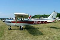 SE-GYZ @ ESKB - R/Cessna F.172N Skyhawk [1791] Stockholm-Barkarby~SE 07/06/2008