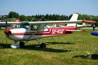 SE-KUZ @ ESKB - Cessna 150M [150-77694] Stockholm-Barkarby~SE 07/06/2008