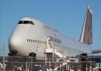 N263SG @ MIA - Atlas Air revised c/s 747