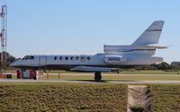 N265G @ ORL - Falcon 50