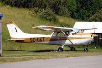 SE-GKT @ ESKB - R/Cessna F.172M Skyhawk [1329] Stockholm-Barkarby~SE 07/06/2008