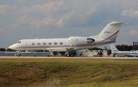 N275DJ @ ORL - Gulfstream IV at NBAA