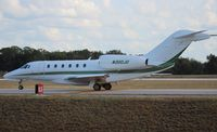 N300JD @ ORL - Cessna Citation X at NBAA