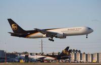 N304UP @ MIA - UPS 767-300
