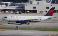 N319US @ MIA - Delta A320