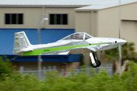 N13GL @ KLAL - Bushby-Long Midget Mustang M-II [147] Lakeland-Linder~N 14/04/2010 - by Ray Barber