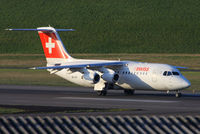HB-IXP @ EGBB - Swiss European Airlines - by Chris Hall