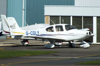 G-CDLY @ EGBJ - Partside Aviation Ltd - by Chris Hall