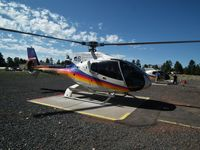 N136PH @ GCN - Flown over Grand Canyon - by Dennis Grant