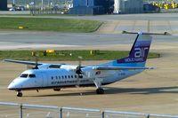 G-WOWC @ EGKK - DHC-8-311A [311] (Air Southwest) Gatwick~G 09/04/2010