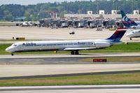 N904DL @ KATL - McDonnell Douglas DC-9-88 [49545] (Delta Air Lines) Atlanta-Hartsfield~N 12/04/2010.