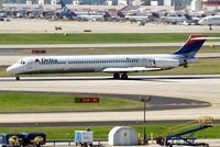N901DE @ KATL - McDonnell Douglas DC-9-88 [53378] (Delta Air Lines) Atlanta-Hartsfield~N 11/04/2010