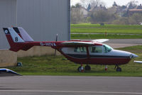 G-HIVA @ EGBJ - privately owned - by Chris Hall