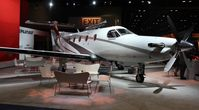 N330NX - PC-12 at Orange County Convention Center for NBAA Orlando
