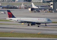 N331NW @ MIA - Delta A320