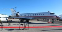 N338TP @ ORL - Global Express at NBAA