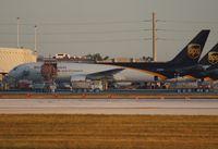 N339UP @ MIA - UPS 767