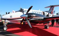N344KA @ ORL - King Air 250 at NBAA