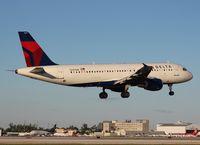 N347NW @ MIA - Delta A320