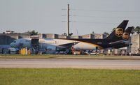 N350UP @ MIA - UPS 767-300