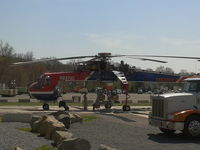 N237AC - Seen in Bootnon NJ 4/24/2013 helping to install new 500K volt transmission towers - by Joe Walsh