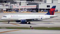 N356NW @ MIA - Delta A320