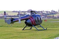 G-NELY @ EGKA - MD Helicopters MD-600N [RN018] Shoreham~G 10/04/2007