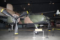 64-17676 @ KFFO - Displayed in the Vietnam War section - by Glenn E. Chatfield