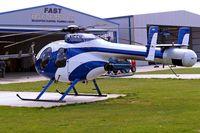 G-NEEN @ EGKA - MD Helicopters MD-520N [LN018] Shoreham~G 10/04/2007