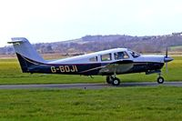 G-BOJI @ EGKA - Piper PA-28RT-201 Arrow IV [28R-7918221] Shoreham~G 10/04/2007