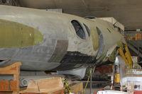 40-3097 @ KFFO - Undergoing restoration - by Glenn E. Chatfield