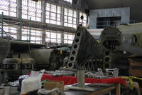 40-3097 @ KFFO - Undergoing restoration